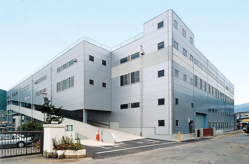 マルヤス機械 第5工場