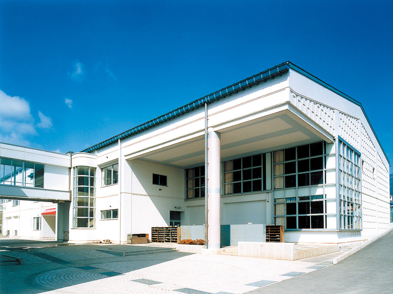 岡谷北部中学校